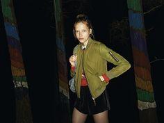 Bershka colección Otoño 2014: fotos de los modelos