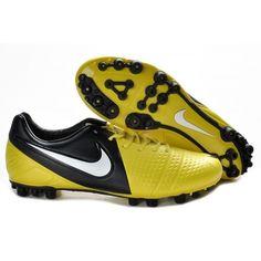 Nike CTR360 - Nike CTR360 Maestri III AG - Amarillo Negro
