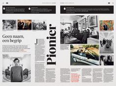 Graphic: Vicky Brugman Art Direction: Arne Depuydt/Freek De Groote © DeMorgen
