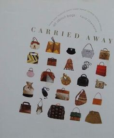 Book : Carried Away - All About Bags