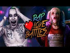 Suicide Squad | La bondad de la maldad | MacroRap | Borrego ft. Varios artistas - YouTube