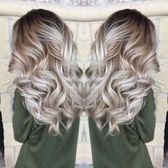 blonde ombre hair color (26)