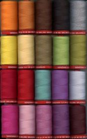 20 Spool Wool Thread Starter Pack Wool Embroidery, Wool Applique, Wool Thread, Needle And Thread, Wool Quilts, Wool Rug, Electric Quilt, Little Stitch, Blanket Stitch