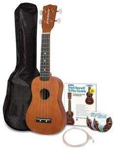 Alfred's Teach Yourself to Play Ukulele, Complete Starter Pack