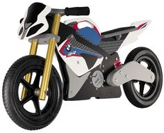 Toy - Motosport S1000RR Wooden Bike - Kids - by BMW - - A BMW Motorcycle Parts and Accessories. How sweet!!!! It's a mini version of my bike!