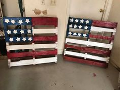 American Patriotic  For the yard Pallet diy craft Army Times, Pallet, Yard, Diy Crafts, American, Shed Base, Patio, Palette, Make Your Own