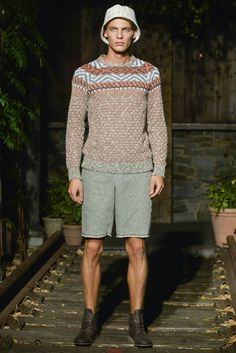 #Moda Hombre  Billy Reid  Spring Summer 2014  #Men's wear