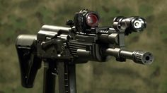 Rifle Dynamics built AK-47