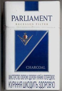 Canada Glamour cigarettes