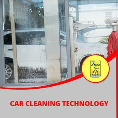 The ultimate in car cleaning technology.  #autospa #carwash #CaymanIslands