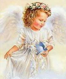 pictures of little girl angels - Bing Images