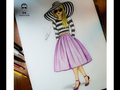 de1a74e4a how to draw fashion sketches step by step Dress Drawing, Fashion Figures,  White Dress