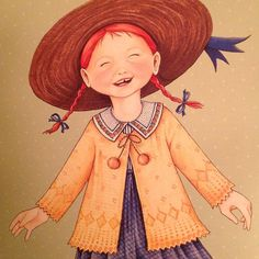 illustrations by quenalbertini - Mary Engelbreit illustr.  - via instagram...