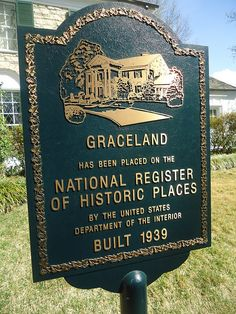 Graceland Entry Point, Memphis, TN.