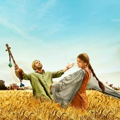Just 2 hrs to go for the first sufi love song of the year! #DumDum from #Phillauri