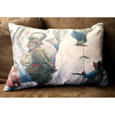 Must I Go Up There Pillow now featured on Fab. $165 retail