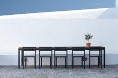 decks-patios-roof-gardens-dark-wood-white-outdoor-dining-outdoor-furniture-plants-tile