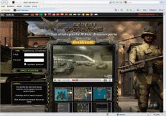 Desert Operations Browsergame Deal