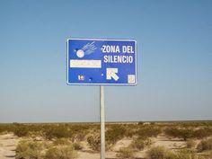 En lo profundo del desierto del norte de México, entre los estados de Durango, Chihuahua y Coahuila, se encuentra la zona del silencio.