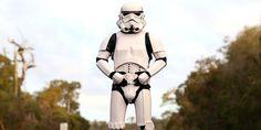 Guy in Stormtrooper suit treks 3,100 miles for kids' charity