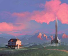 Coming Home by Stephen Stahlberg