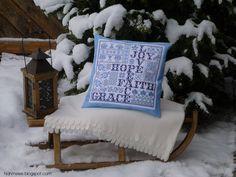 Carmen Farm House, House Ideas, Joy, Throw Pillows, Holiday, Good Morning, Toss Pillows, Cushions, Glee