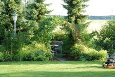 Kuvahaun tulos haulle puutarhan rajat
