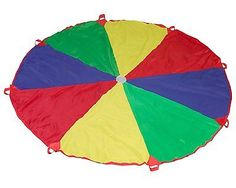 Parachutes 146000: Play Parachute Canopy Kits Gymboree Outdoor Playground Equipment Backyard Gym -> BUY IT NOW ONLY: $33.95 on eBay!