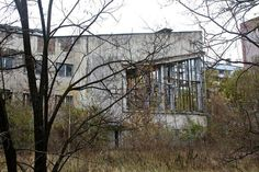 School in Pripyat, Ukraine abandoned in 1986 because of Chernobyl nuclear disaster, 9 Creepy Abandoned Schools & Universities   Urban Ghosts  