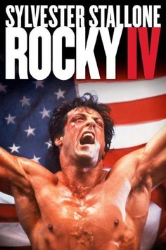 I know...crazy, but the workout scenes in Russia are amazing! Love all the Rocky movies....