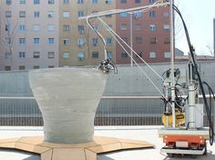 Meet the Minibuilders: Drones that can 3D print a house