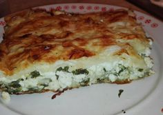 Vegetarian Recipes, Healthy Recipes, Salty Cake, Ciabatta, Quiche, Main Dishes, Bakery, Food And Drink, Eat