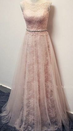 prom dresses, champagne prom dresses, romantic party dresses, high quality lace prom dresses