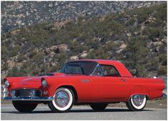Ford Thunderbird '1955  http://pleasurephoto.files.wordpress.com/2012/11/ford-thunderbird-1955.jpg