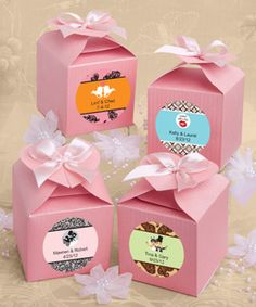 Each decorative box