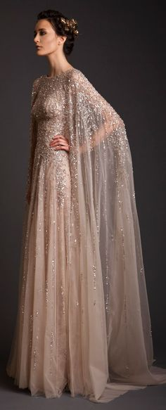 Krikor Jabotian Dress