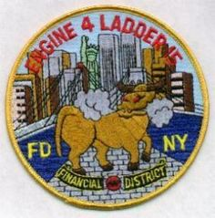 FDNY - Engine 4 Ladder 15 | Fire Patches | Pinterest | Engine and Ladder