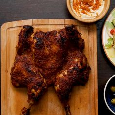 We did a family Tasty challenge! Sarah did this chicken and it was delicious and so so good! Peri Peri Chicken Feast Recipe by Tasty Peri Peri Hühnchen, Peri Peri Chicken, Peri Peri Marinade, Cooking Recipes, Healthy Recipes, Cooking Tv, Cooking Icon, Cooking Cake, Cooking Steak
