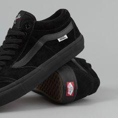 Vans TNT SG Shoes - Blackout | Flatspot