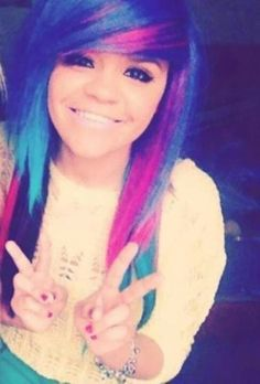 She's so perf :3 I want this hair like NOW