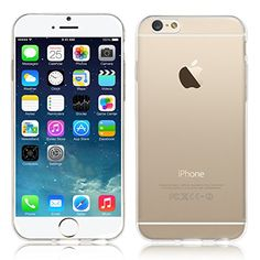 Swees® 0.4mm Ultra Slim Thin Iphone 6 4.7 Case Clear TPU Silicone Back Case Soft TPU Gel Cover for Apple Iphone 6
