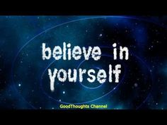 Abraham Hicks 2016 - Start believing in yourself (Brand New) - YouTube