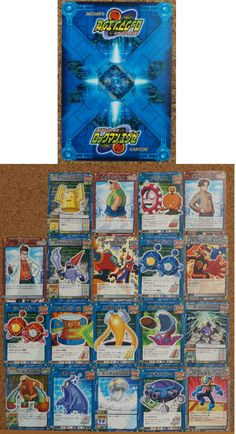 Rockman Exe Battle Network :  19 Japanese Trading Cards http://www.japanstuff.biz/ CLICK THE FOLLOWING LINK TO BUY IT ( IF STILL AVAILABLE ) http://www.delcampe.net/page/item/id,0382065184,language,E.html