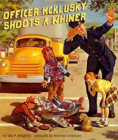 Classic Inappropriate Children's Books You Must Read