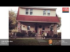 Sale: 3 Beds - 1 Bath - 1530 sq ft - Aldan - PA [$150,000] MLS #: 6643375