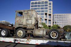 Old truck Semi Trucks, Old Trucks, Transformers 4, Movie, Cars, Film Movie, Autos, Vehicles, Films