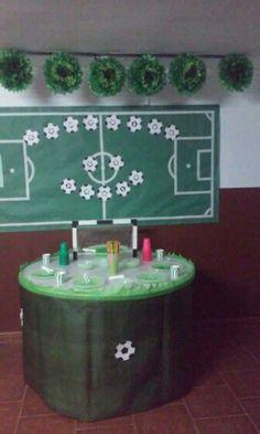 La mesa para la comunion de Tania