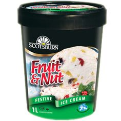 #scotsburn #icecream #festive #seasonal #holiday #fruitnnut