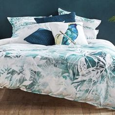 Available at Harvey Norman Harvey Norman, Quilt Cover Sets, Linen Bedding, Comforters, Bedroom Ideas, Cushions, Colours, Quilts, Blanket