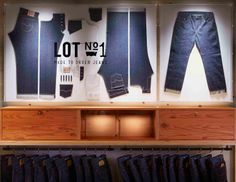 Buckets & Spades - Men's Fashion, Design and Lifestyle Blog: Levi's Lot No.1 at Regent Street + Weekend Links